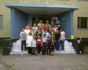 """Дочерняя церковь """"Посольства Божьего"""" г.Мироновка"""
